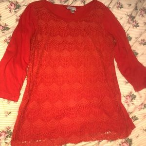 Women's loft blouse